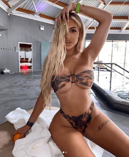 Chloe Ferry