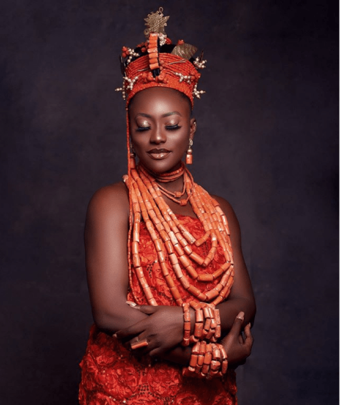 Linda Osifo Is A Perfect Daughter Of The Soil In New Snaps