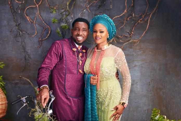 Timi Dakolo and wife