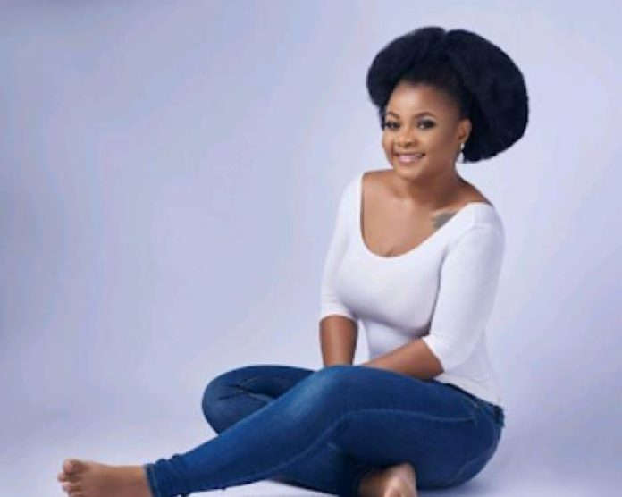 Bimbo Ademoye Slams Fans Coming To Her DM To Beg