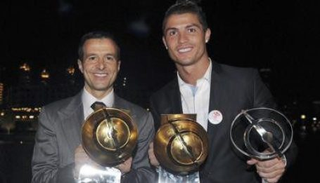 Cristiano Ronaldo And His Agent Jorge Mendes Have Donated €1m