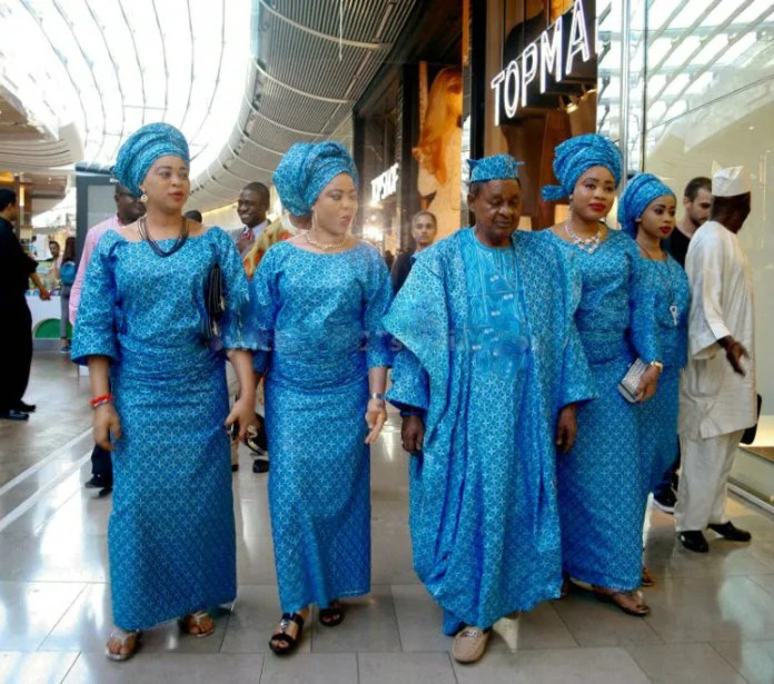 Alaafin Oyo's Wives Reportedly Leave As Monarch Locks Up One