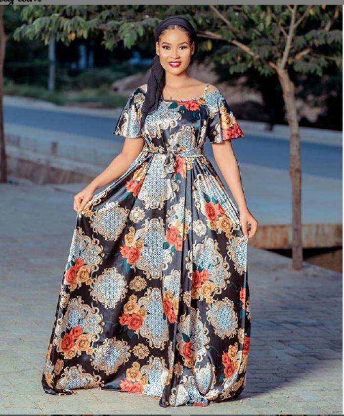Hamisa Mobetto Slayed In Stunning Kaftan Dresses This Ramadan Season