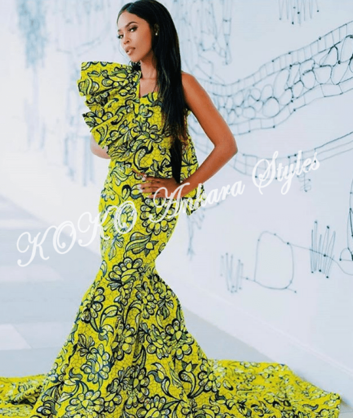 6 Unconventional And Elegant Ankara Styles For The Unconventional KOKOnista