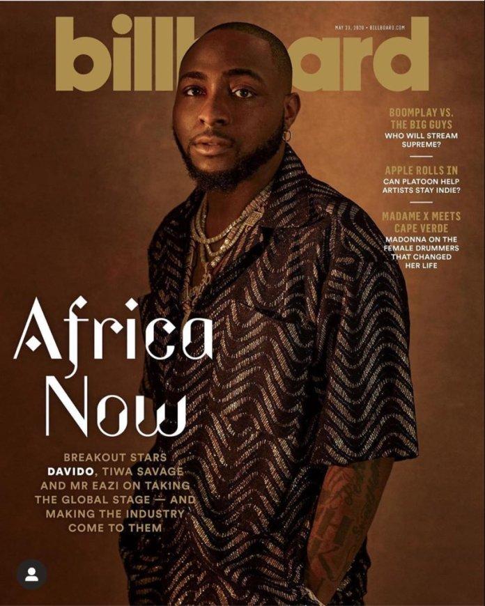 Why I Left The Big Label In LA For Nigeria - Davido