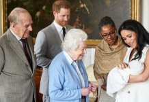 Queen Elizabeth Celebrates Prince Harry And Meghan Markle's Son Archie As He Turns 2