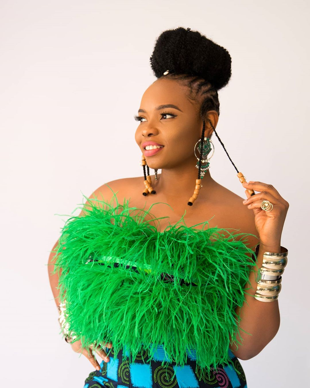 Yemi Alade Is An African Beauty In New Snap