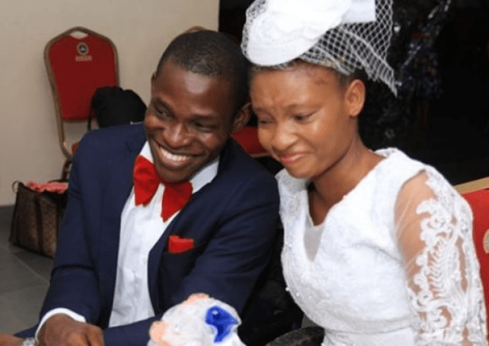 She Married The Personality Not The Disability - Dammy Akintade Reacts To Wedding Critics