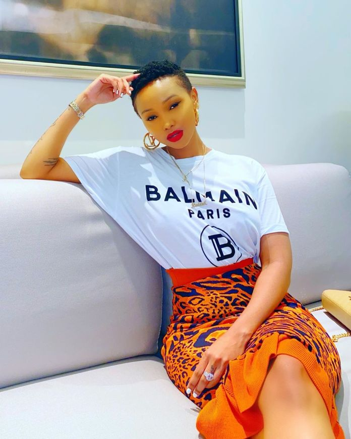 I Want To Exchange My P***y For A D*ck - Huddah Monroe