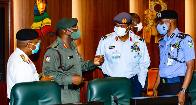 Only Buhari Can Sack Service Chiefs - Presidency Fires Back At Senate