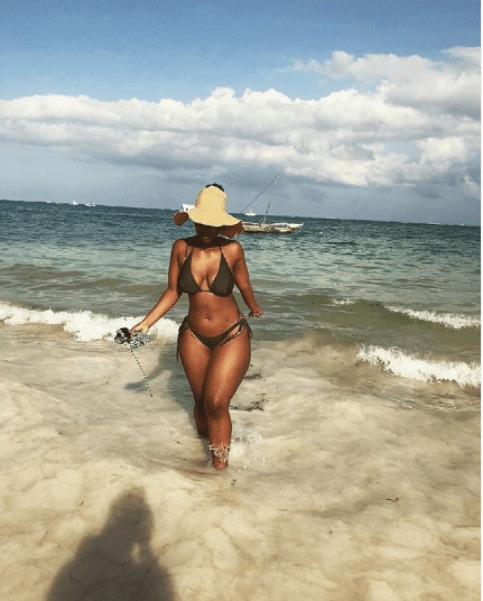 Corazon Kwamboka Is All About Curves And Body Positivity
