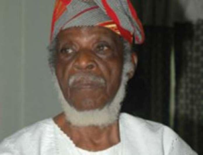 Afenifere Leader Senator Ayo Fasanmi  Dies At 94