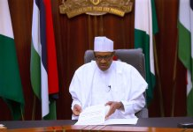 Buhari Nigeria president