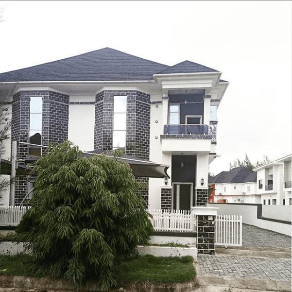 Iyabo Ojo's New House