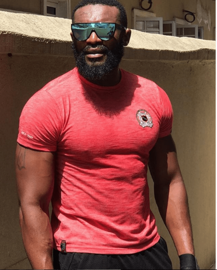 Saturday Swag: Kenneth Okolie, Manly, Sweet Boy And Cute In All The Right Places