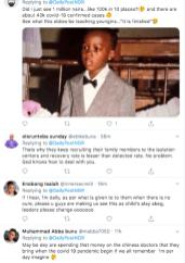 Lagos COVID-19 expenses KOKO TV Nigeria