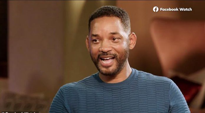 """It's Funny But I'll Block You"", Will Smith Reacts To 'Entanglement' Joke"