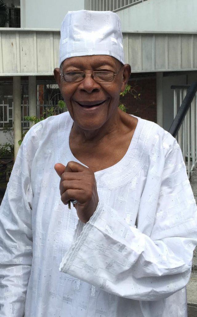 Folarin Coker: His Death Is A Great Loss To Lagos, Nigeria - Sanwo-Olu
