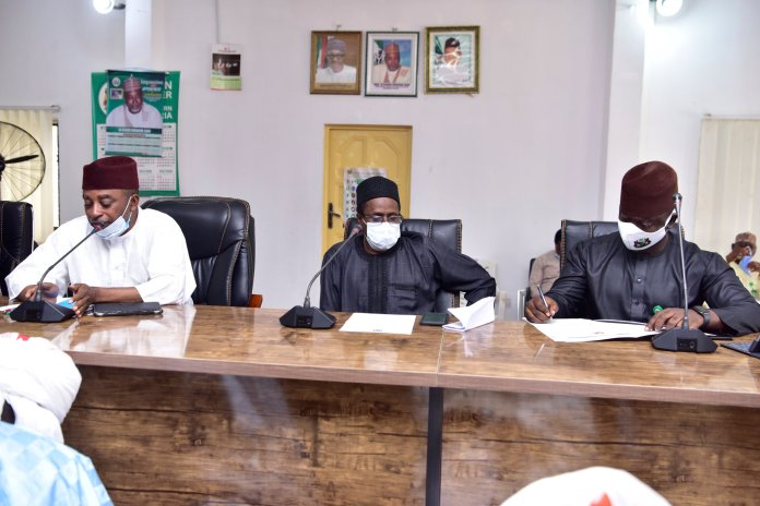 El-Rufai Meets With Kaduna District Heads Over Insecurity