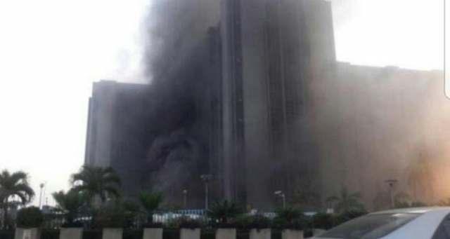 Fire Guts ECOWAS Secretariat In Abuja