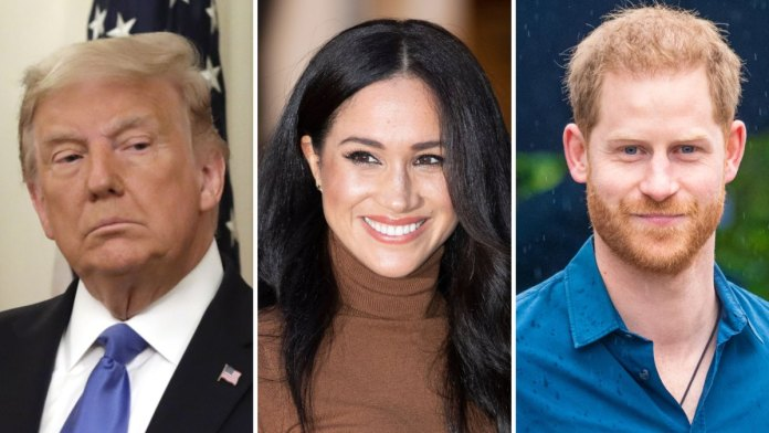 Donald Trump Slams Meghan Markle