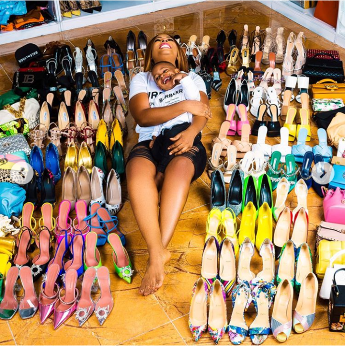 Linda Doesn't Use These Exotic Cars, Bags And Shoes - Laura Ikeji