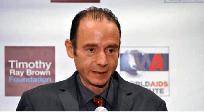 Timothy Ray Brown HIV And Cancer