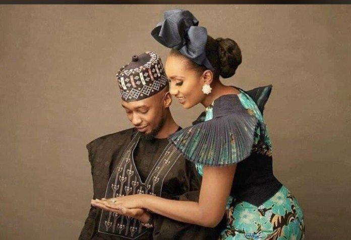 Atiku Abubakar son and Ribadu's daughter