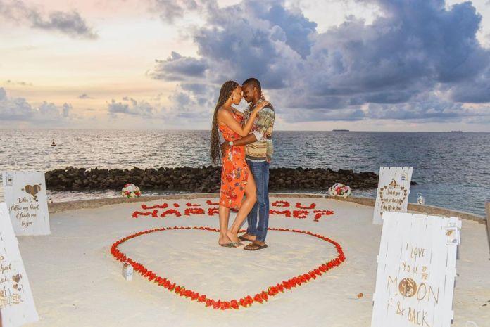 Laila Johnson-Salami And Abasam Oniya Are Engaged
