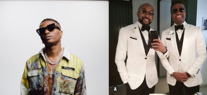Wizkid Appreciates Banky W And Tunde Demuren For Changing His Life