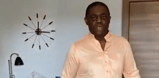 FFK Caught On Camera Abusing Ex-Wife Precious
