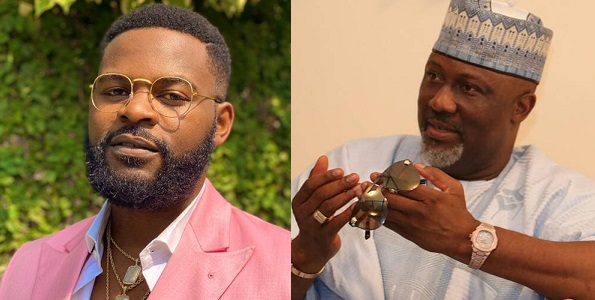 Stop Pretending To Be For Us - Falz Slams Dino Melaye