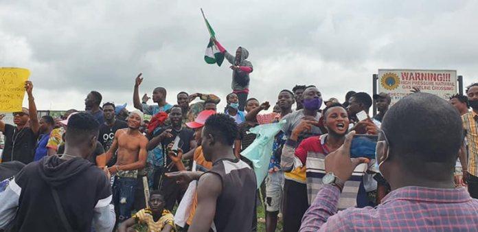 Buhari Should Go Hard On Protesters - Amb. Hussaini Coomasie