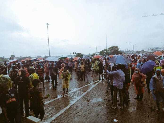 #EndSARS Protest Continues