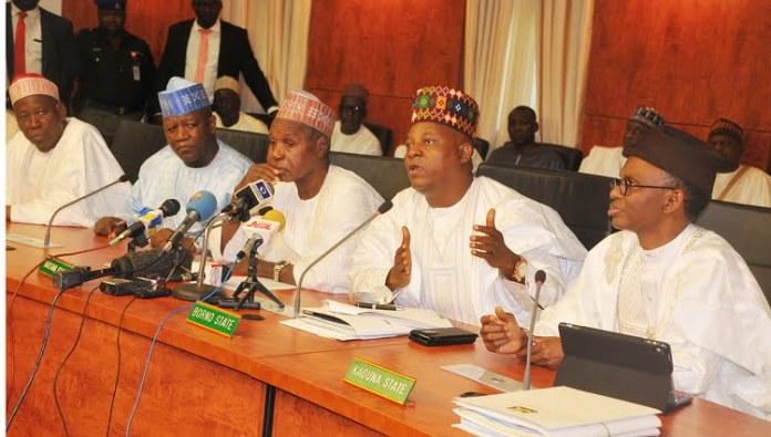 Northern Governors Meet President Buhari, Reject Disbandment Of SARS