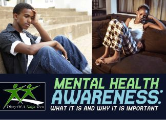 Diary Of A Naija Teen: Mental Health And Why It Is Important