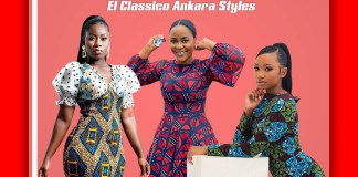 Make Classic Moves With These El Classico Ankara Styles