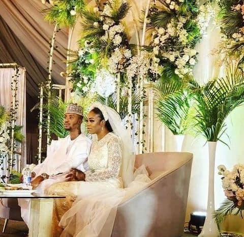 Bashir El-Rufai and Wife Halima Nwakego Kazaure