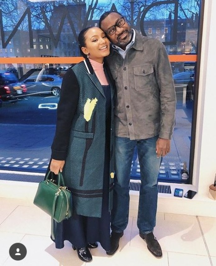 Femi Otedola Hails His Daughter, Temi