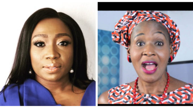 CNN's Stephanie Busari and Kemi Olunloyo