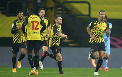 Super Eagles Defender William Troost-Ekong Speaks On Scoring 1st Watford Goal
