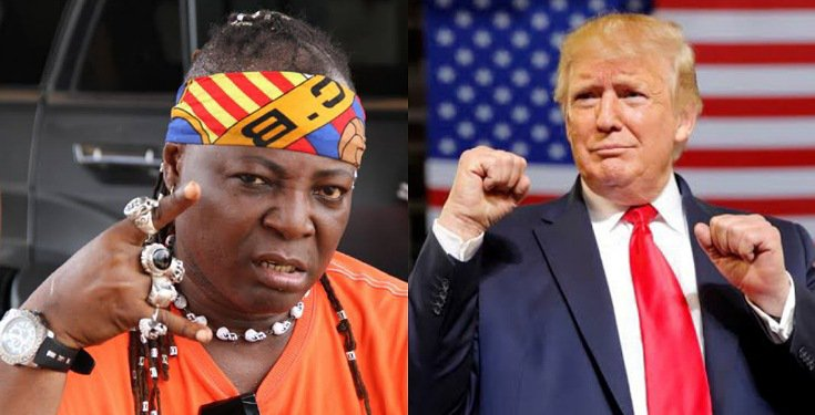 If I Were Trump, I'd Hold Nigerians Responsible For My Defeat- Charly Boy