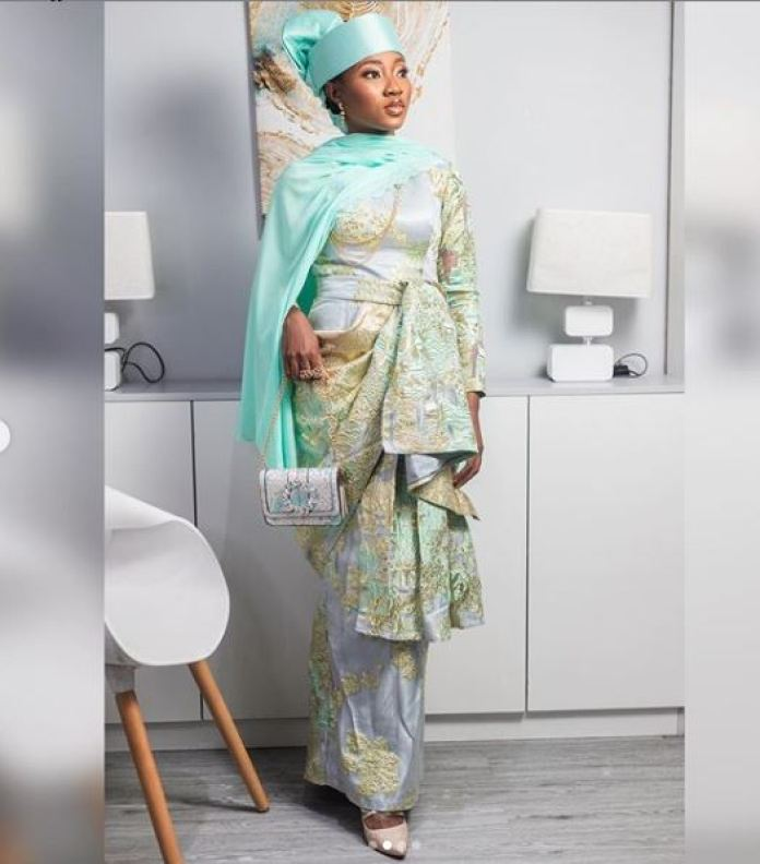Pinky Kulu is The Modest Designer On A Mission With Muslimah Style