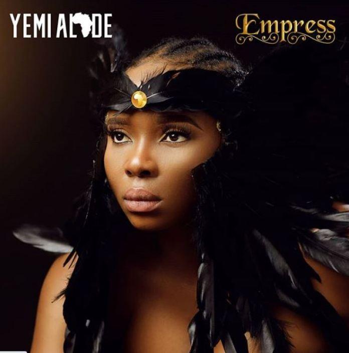Yemi Alade Set To Release New Album 'Empress'
