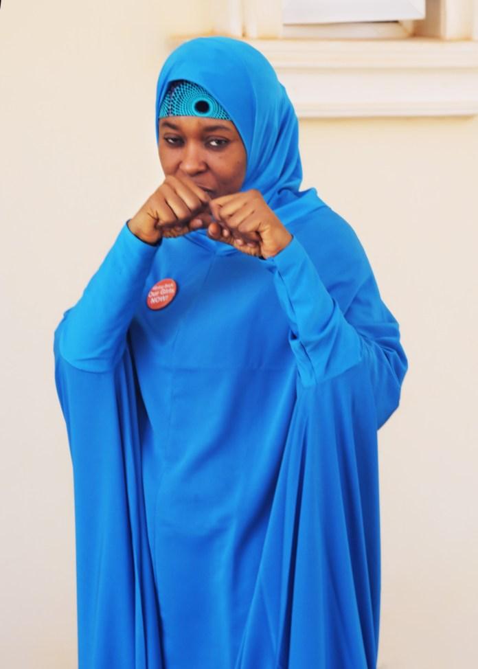 Buhari's Govt Is The Most Coward Govt On Earth - Aisha Yesufu