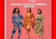 Spicy Ankara Styles Every KOKOnista Should Own