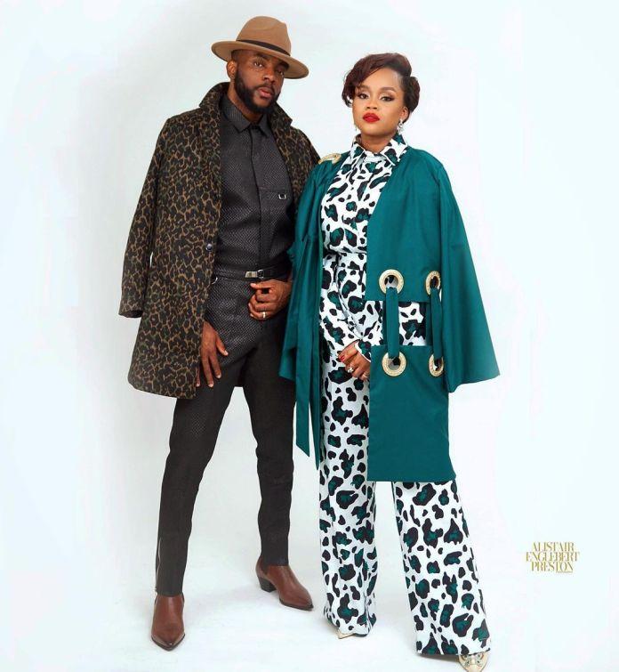 Ebuka And Cynthia Obi-Uchendu
