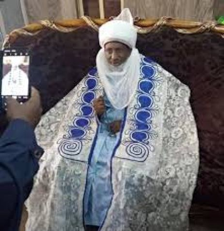 Emir of Zamfara, Kaura Namoda Alhaji Sanusi Muhammad
