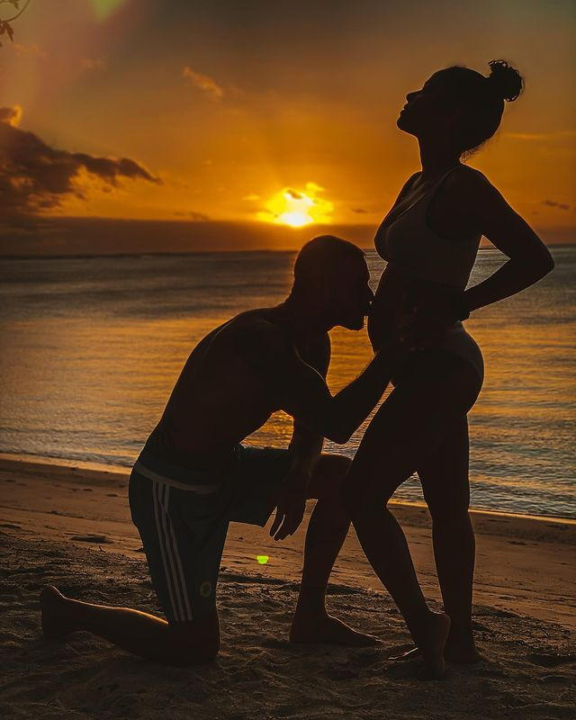 Baby No 3!!! Christina Milian Makes Cute Pregnancy Announcement