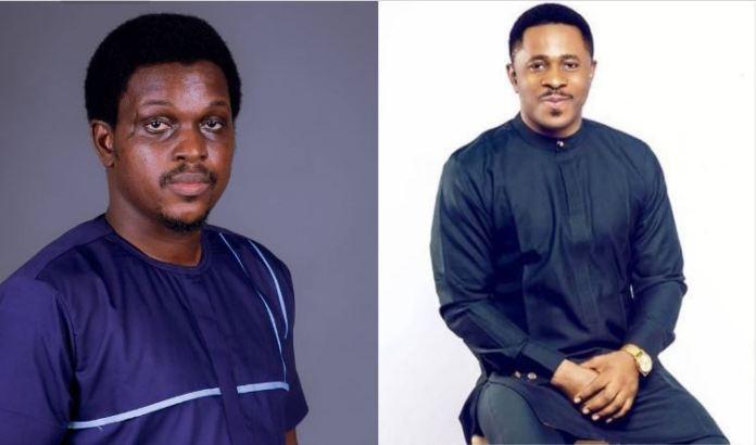 Timi Adigun and Feyi Daniels